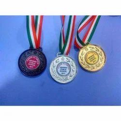 Round Custom Medal