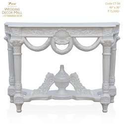 CT04 Fiberglass Console Table