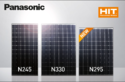 Anchor By Panasonic 320 Watt 24 V Monocrystalline Solar Panel