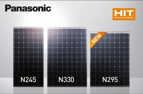 Monocrystalline Panasonic Solar HIT PV Module
