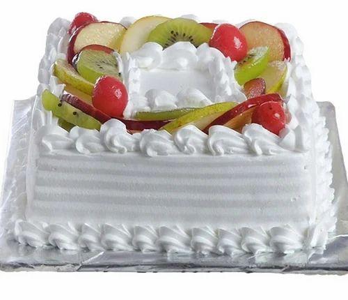 CGC1182 Square Mix Fruit Cake