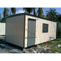 Portable Rectangular Office Cabin