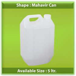 Mahavir Shape Jerry Can
