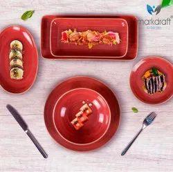 Ceramic Porcelain Dinner Plate