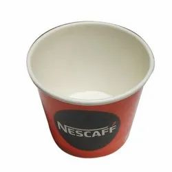 150 mL Nescafe Disposable Paper Cup for Event
