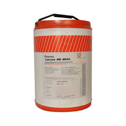 Fosroc Concure WB White Curing Compound Water Proofing Chemicals