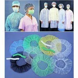 Polypropylene Disposable Surgical Cap