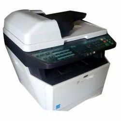 Black & White Laser Monochrome Kyocera Used Multifunction Printer