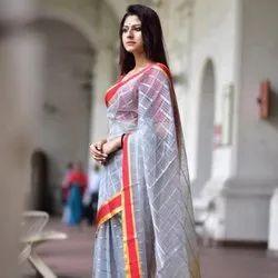 Organza Silk Saree