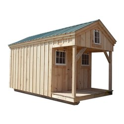 Portable Wooden Bunkhouse