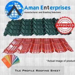 Tile Profile Roofing Sheet