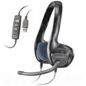 Plantronics Audio 628 USB Overhead Stereo Headset