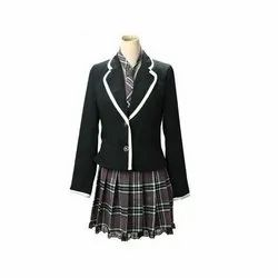 Cotton Girl School Dress