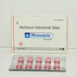 Moxifloxacin Hydrochloride Tablets