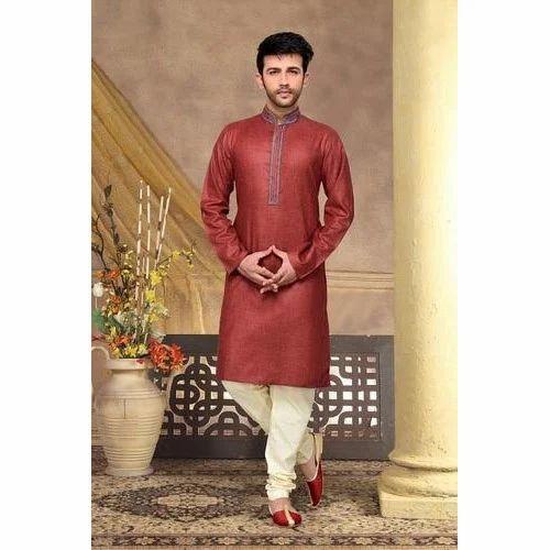 9ac4aed14f Mens Wedding Wear Kurta at Rs 1600 /piece | मैन वेडिंग ...
