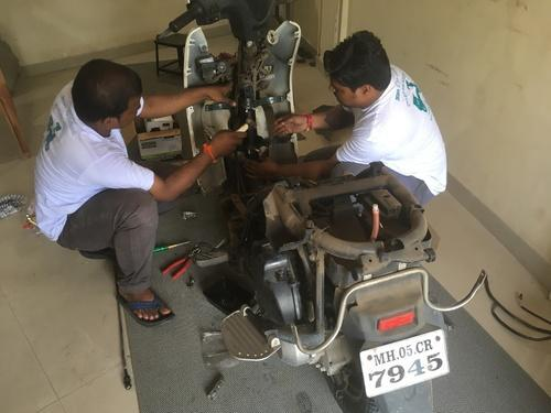 CNG Kit Installation Services for Activa BS3 & BS4