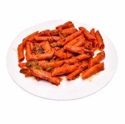 Arrabbiata Red Sauce Pasta Veg