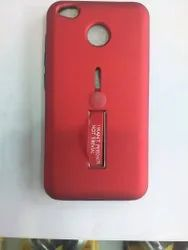 Red Mobile Back Cover
