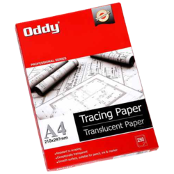 Tracing Paper Sheets
