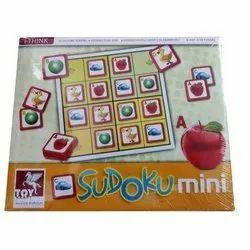 Kids Sudoku Puzzle