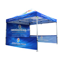 Commercial Blue Tent
