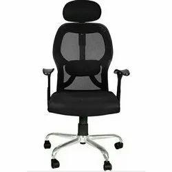 Fabric Black Executive Office Chair