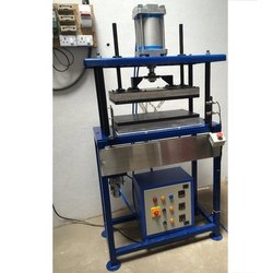 Double Ball Pressing Type Chapati Making Machine