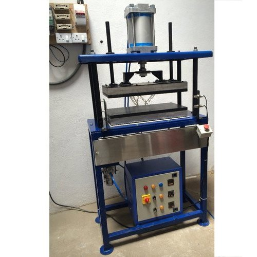Double Ball Pressing Type Chapati Making Machine
