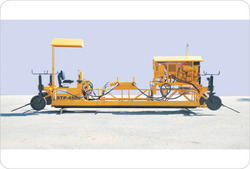 Hydraulic Drive System in Concrete Paver