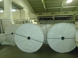 Wide Round-Woven Fabrics Coated & Uncoated