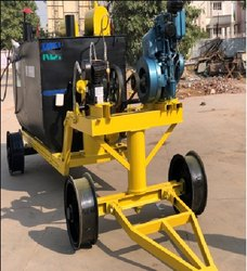 3 Ton Bitumen Sprayer