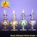 Musk Alghazal White Grade Attar