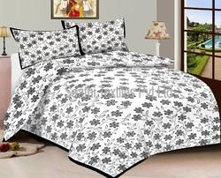 Floral Print Bed Sheets