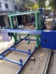 Laxmi Portable Wood Cutting Trolley Machine