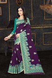 Designer Fancy Banarasi Saree