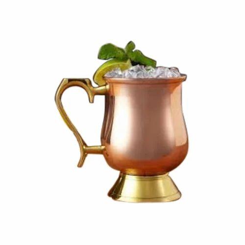 Copper Ice Mug