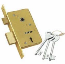 Mortise Lock 4/6 Lever Steel, MSCP Keys L-ML-012