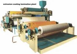 1650 BOPP COATING LAMINATION PLANT