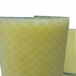 Yellow PVC Mosquito Safety Net