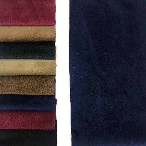 Plain Luxury Velvet Fabric