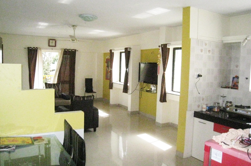 Elegant 2 BHK Flat Interior Design Services