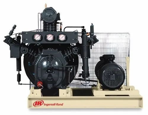 Ingersoll Rand Evolution High Pressure Air Compressor Range 350 to 870 PSIG- 24.5 kg to 60.9 kg