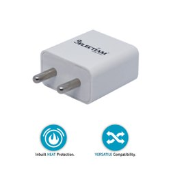 Selectiam 2.1 A White Mobile Charger/Travel Charger