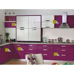 Laminated Modular Kitchen In Chennai Tamil Nadu