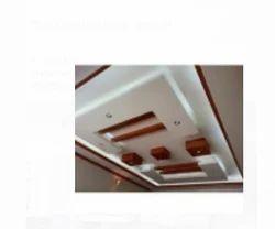 PVC Fall Ceiling Work