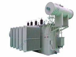 12.5 MVA Current Power Transformer