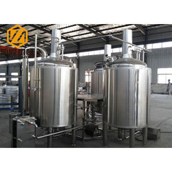 Stainless Steel Steam Boilers