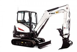 Construction Excavators Hiring Service