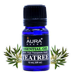 100% Pure Natural Teatree Oil