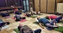 Corporate Yoga Service